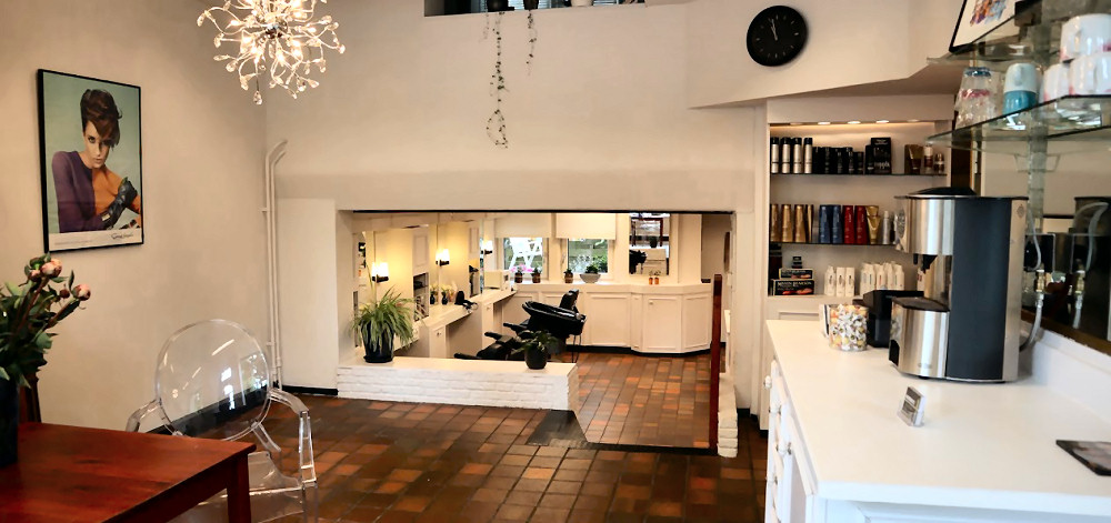 Kapsalon hairextensions Amsterdam